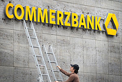 German bank closing the accounts of the Belarusian Trustbank?