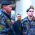 Riot police raids in Minsk centre