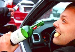 Drunk drivers to get 25 years in jail, cars to be confiscated?
