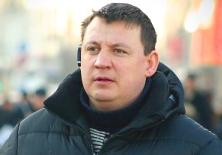 На рынке «Ждановичи» задержан Алесь Макаев