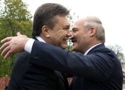 Lukashenka and Yanukovich�s smuggling schemes?