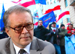 Krzysztof Zanussi: The power of Belarusians is in resistance