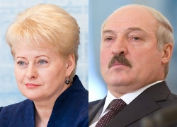 Grybauskaite's advisor: Lukashenka will not be invited to Eastern Partnership summit