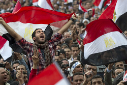 Belarusian tourists were advised not to go to the rallies in Egypt