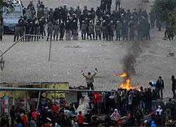 Столкновения в Египте: против демонстрантов брошены войска
