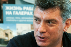 Boris Nemtsov: Downing of Boeing in Donetsk area is terroristic act of 9/11 scale