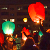 Minsk city executive committee got scared of Chinese lanterns