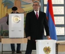 Opposition said about �rigged election� in Armenia