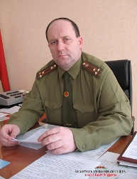 Colonel Selivinau appointed Sheiman's aide