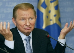Lukashenka meets with Kuchma: I can't stand mediation