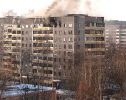 Компенсация за разрушенные квартиры — 110 долларов