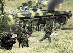 Ukraine's MFA: Russian military units holding exercise in territory of Belarus