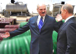 Belarus to give oil refineries to Russia?