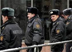 Оршанская милиция устроила облаву на «неформалов»