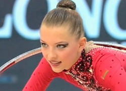 Belarus' Staniouta 2nd at FIG World Cup in Minsk