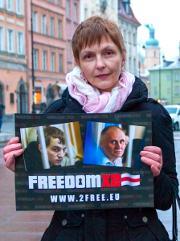 Марина Адамович: Без давления ЕС политзаключенных было бы гораздо больше
