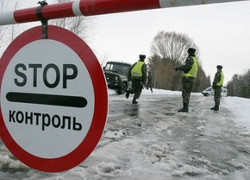 Ukrainian border guards demand of Belarusians to declare non-participation in EuroMaydan