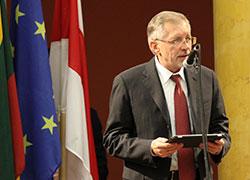 Гедиминас Киркилас: Белорусы и литовцы всегда боролись за свободу вместе
