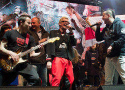 Solidarity with Belarus concert: For our freedom and yours