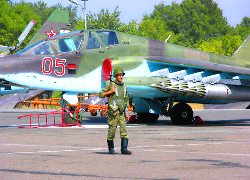 Russia ready to establish air base in Baranavichy