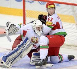Белорусские хоккеисты проиграли норвежцам 1:3