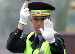 Traffic police will block the center of Minsk on September 22