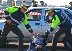 Пьяных водителей будут сажать на 10 лет