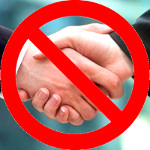 Белорусским рабочим запретили здороваться за руку