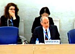 Спецдокладчик ООН: Белорусских политзаключенных пытают в тюрьмах
