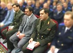 Lukashenka: My eldest son controls OAC