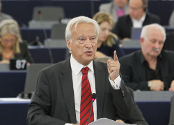 Hannes Swoboda: Compromise is inadmissible in the issue of the release of political prisoners