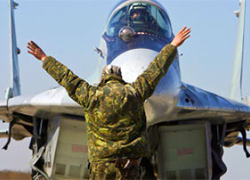 New Russian pilots stationed at Baranovichi airfield