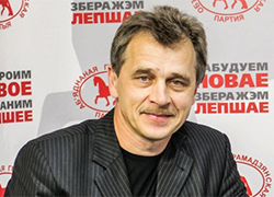 Anatol Liabedzka: Ambassador Shagal should be recalled from Belarus