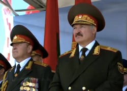 Lukashenka showed Maduro and Sayasone Belarusian surplus stock
