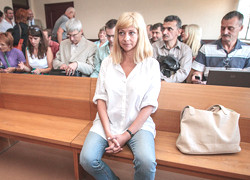 Ирина Халип: Свободным человеком я себя пока не чувствую
