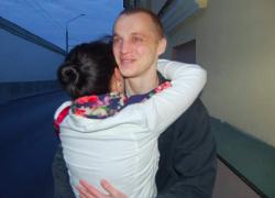 Дмитрий Дашкевич на свободе (первые фото)