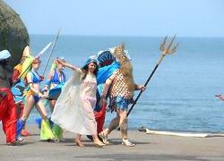 В России запретили Нептуна и русалок