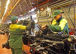Рабочие увольняются с МТЗ