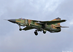 Syrian opposition is bombed by Belarusian attack planes