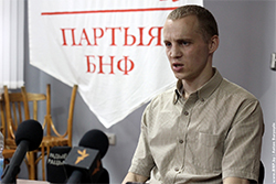 Змітру Дашкевічу пагражаюць новым тэрмінам