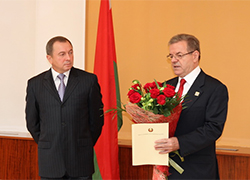 Miloshevich�s banker has become Belarus� honorary consul