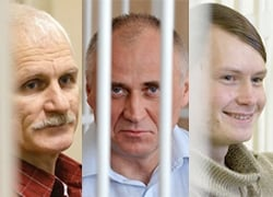 Лукашэнка: Ні ЧС, ні амністыя не дапамогуць палітвязням