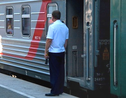 After blasts in Ukraine RZD trains to detour via Belarus