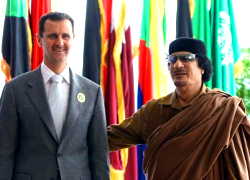 Lukashenka is trying on Assad and Gaddafi�s fate