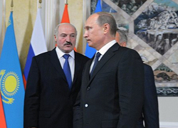 Putin to Lukashenka: With you everything is managed in torture chambers