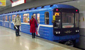 Passengers of Minsk metro to face tougher security checks