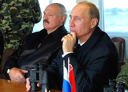Lukashenka: We created combined group in western direction