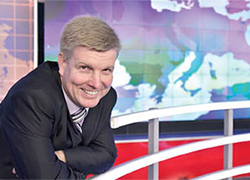 TV presenter Yury Lednik dies