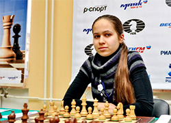 Белоруска выиграла чемпионат Европы по шахматам