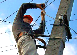 Power cut hits 900 houses and plant in Lida